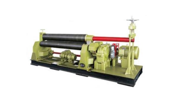 W11系列机械三辊对称式卷板机