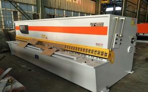 QC12K-4x4000液压摆式剪板机
