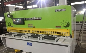 QC11K-16x2500数控液压闸式剪板机