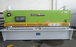 QC11K-6x3200数控液压闸式剪板机