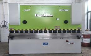 合肥WC67Y-160T/3200数控液压板料折弯机