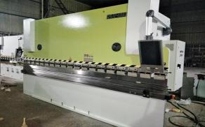 WC67Y-125T/4000数控液压板料折弯机