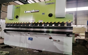 合肥WC67Y-125T/3200液压板料折弯机