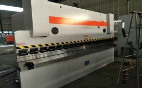 合肥WC67Y-100T/4000数控液压板料折弯机