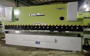合肥WC67Y-100T/4000液压板料折弯机