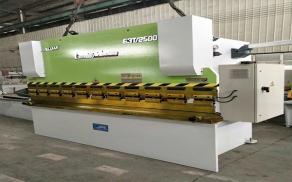 合肥WC67Y- 63T/2500液压板料折弯机