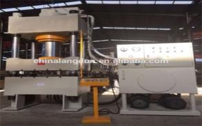 Y28-315吨四柱式单动薄板拉伸液压机